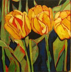 Vibrant Fine Art Paintings by Linda Arthurs | Art of Day