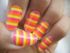 My Colorful Nails – Nail Rock Nail Wraps Review @ http://www.stylecraze.com/articles/make-up/nail-make-up/