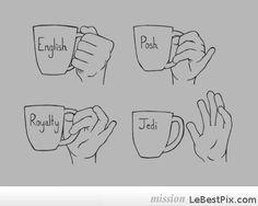 I drink tea like an Englishman ;) haha how do you drink your tea??