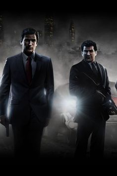 THE FUCKING TEAM! MAFIA III ANNOUNCED, VITO RETURNS. Also, maybe closure with Joe? Hopefully.