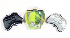Xbox 360 Gaming Headset + Controller Tasche Airform Bag für XBox 360 Neu