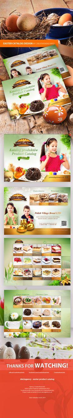 dm2agency - easter product catalog Agency: Creativehead.info,