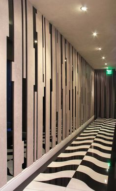 Bliss Banquet Hall by Daniely Design Group, Hospitality design Interior Design And Build, Hall Interior Design, Corridor Design, Residential Interior Design, Interior Walls, Interior Architecture, Design Café, Lobby Design, Floor Design
