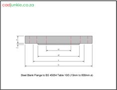 able: 10/3  CAD Format: AutoCAD 2013  Block Type:, 2D Dynamic (1x24 Lookup Tables)  Units: mm  Description:  A dynamic block made using the BS 45054 Flange Tables.  The block is parametric and uses lookup tables to produce 24 different blocks. The block can be edited to user dimensions with the standard AutoCAD Properties editor.  Sizes:       15, 20, 25, 32, 40, 50, 65, 80,     100, 125, 150,     200, 250,     300, 350,     400, 450,     500, 600, 700, 800, 900,     1000, 1200 Cad Blocks, Autocad, The Unit, Table, Tables, Desk, Tabletop, Desks