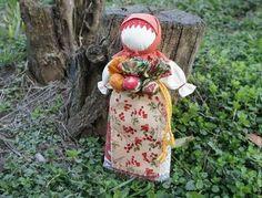 """Народные куклы ручной работы. Ярмарка Мастеров - ручная работа Народная кукла """"Веничек Благополучия"""". Handmade."""