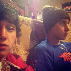 Luke and Jai Brooks