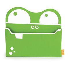 P'kolino Mess Eater Wall Pockets - Green
