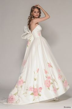 Eugenia Couture Fall 2016 Wedding Dresses | Wedding Inspirasi jαɢlαdy