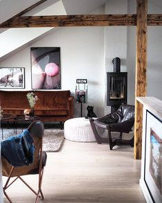 Trondheim, Oversized Mirror, Loft, Furniture, Instagram, Home Decor, Decoration Home, Room Decor, Lofts