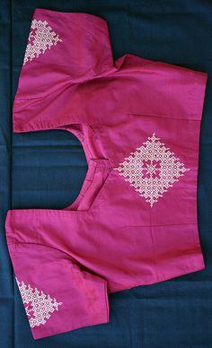 Kasuti blouse   Flickr - Photo Sharing!