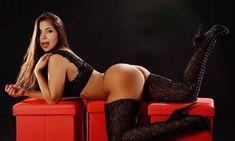 Bellezas Sud-Américanas. Lorena Orozco Hernández, una colombiana de curvas sensuales.