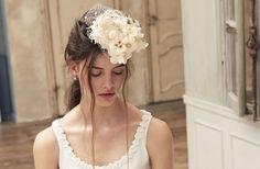 CA4LA Bridal (カシラブライダル)LE PANIER (No. SHK00245)花かごヘッドドレス - ウエディングドレスやアクセサリー、ブーケの通販 Cli'O mariage Online Store(クリオマリアージュオンラインストア)