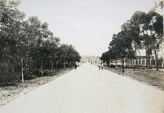 La Avenida Petit Thouars en 1927