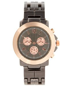 River Island Watch With Rose Gold. Rose Gold appears to be the in thing now
