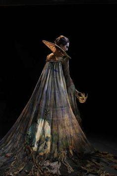opulentdesigns:  Costume by Katie Garden, Wimbledon Costume...