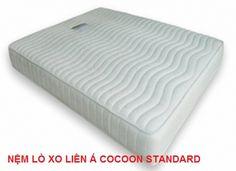 Nệm lò xo Liên Á CoCoon Standard chính hãng giá rẻ tphcm - Call 0916.044.205 Link chi tiết tham khảo thêm tại: http://www.sachcoffee.vn/noi-that/nem/nem-lo-xo/nem-lo-xo-lien-a/nm-lo-xo-lien-a-cocoon-standard.html