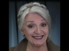 Going Gray the Smarter Way - YouTube