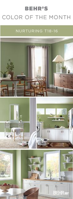 The BEHR Paint Color