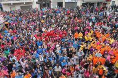 Sueca dóna la benvinguda a les Falles de 2017