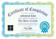 Congratulations   Code.org