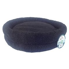 Iconic Pet Premium Snuggle Bed XLarge Black *** You can get more details by clicking on the image.