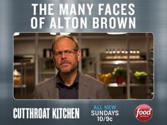 The Many Faces of Alton Brown