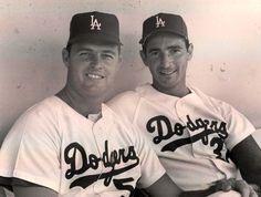Don Drysdale & Sandy Koufax