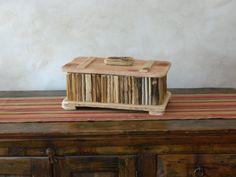Saguaro Cactus Rib Cigar Box by DesertGallery on Etsy, $150.00