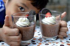 Diah Didi's Kitchen: Puding Coklat Kaya Rasa