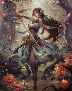 289 Best Swordsman Images In 2019 Armors Character Design