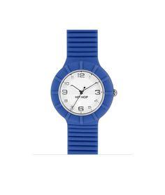 Orologio Hip Hop Numbers Dazzling Blue 35 mm HWU0431