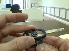 Key Fob Remote Programming Instructions: How to Replace Honda Accord Key Fob Battery
