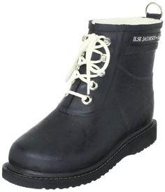 XMAS LIST Amazon.com: ILSE JACOBSEN Women's Rub 2 Rain Boot: Shoes