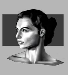 Render study - 5/10/21 Video Game Artist, Face Study, Concept, Statue, Movie Posters, Fictional Characters, Film Poster, Fantasy Characters, Billboard