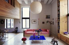 Van Lamsweerde and Matadin Manhattan Loft - Share Design