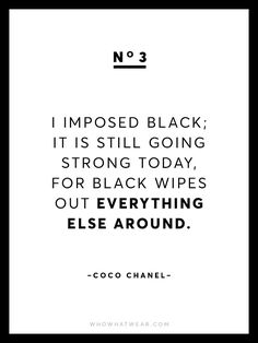 13+Rare+Coco+Chanel+Quotes+via+@WhoWhatWear