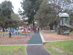 Flagstaff Gardens, William Street, West Melbourne