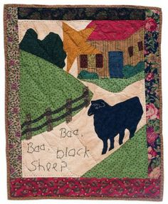 Once Upon A Time In The Country (Complete Set) – IJ4000F quilting pattern