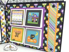 Doodlebug Design Inc Blog: October 31st Collection: Mini Album Kit + Giveaway