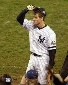 Paul O'Neill, last game in Yankee Stadium