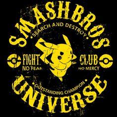 SAFFRON CHAMPION 1 T-Shirt $12.99 Super Smash Bros tee at Pop Up Tee!