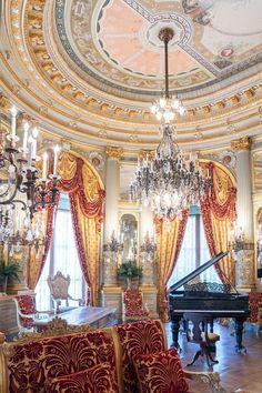 The Breakers Newport, American Mansions, Mansion Interior, Palace Interior, Most Luxurious Hotels, Castle House, Beautiful Castles, Gilded Age, Grand Staircase