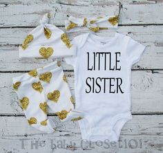 Hey, I found this really awesome Etsy listing at https://www.etsy.com/listing/243969323/baby-girls-coming-home-outfit-girls