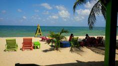 Beach at Placencia Belize