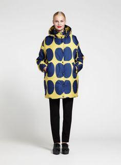 Marimekko Kopsu coat