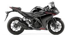 Yamaha YZF R25 Motosiklet Resimleri