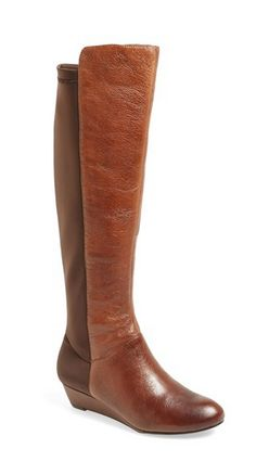 Gorgeous tall boots by Jessica Simpson #wishlist