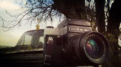Kiev60 medium format camera