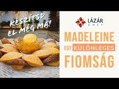 Madeleine, avagy egy könnyű kis francia desszert French Toast, Breakfast, Food, France, Madeleine, Morning Coffee, Essen, Meals, Yemek