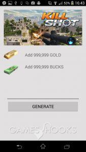 Kill Shot Hack UPDATE (apk) | Games Hooks
